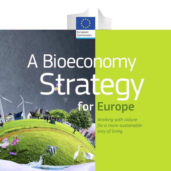 European Commission - A Bioeconomy Strategy for Europe 2012