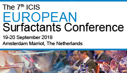 7th ICIS European Surfactants Conference 2018