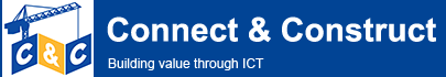 Connect and Construct project logo