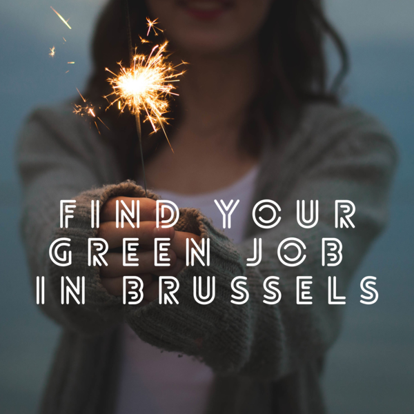 preview full Find your green job in Brussels