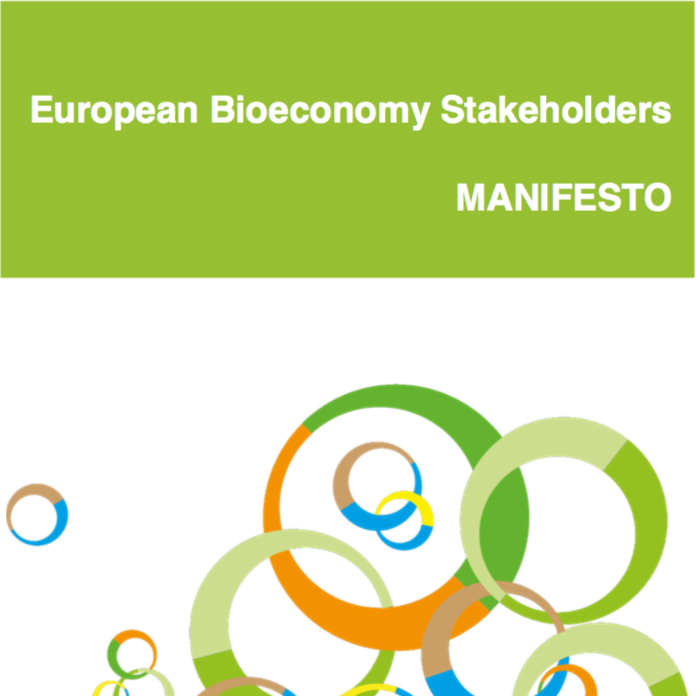 European Bioeconomy Stakeholders - Manifesto 2017