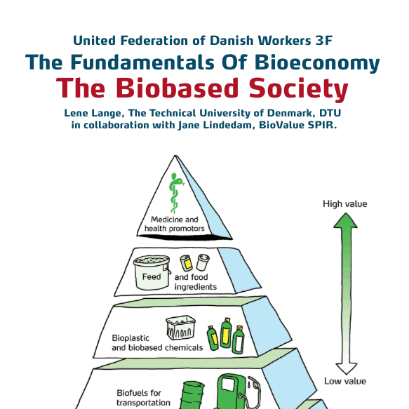 3F - The Fundamentals Of Bioeconomy, The Biobased Society 2016